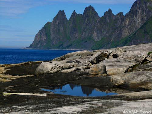 Magic Mirror, Island of Senja