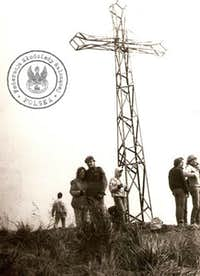 Tarnica Cross