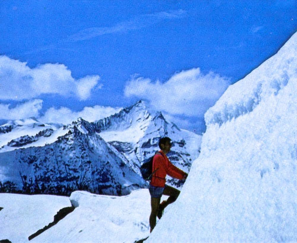 Punta de la Pierre Snowy 1969