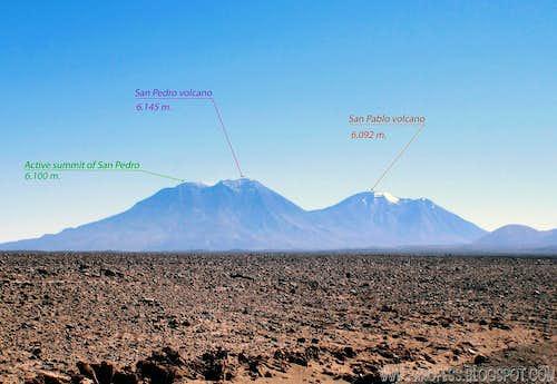 San Pablo volcano (Chile)