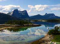 Efjorden, Nordland