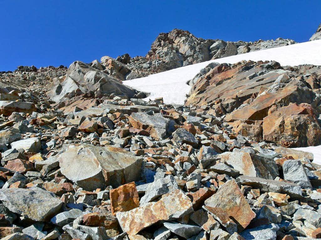 Loose Rock Ahead