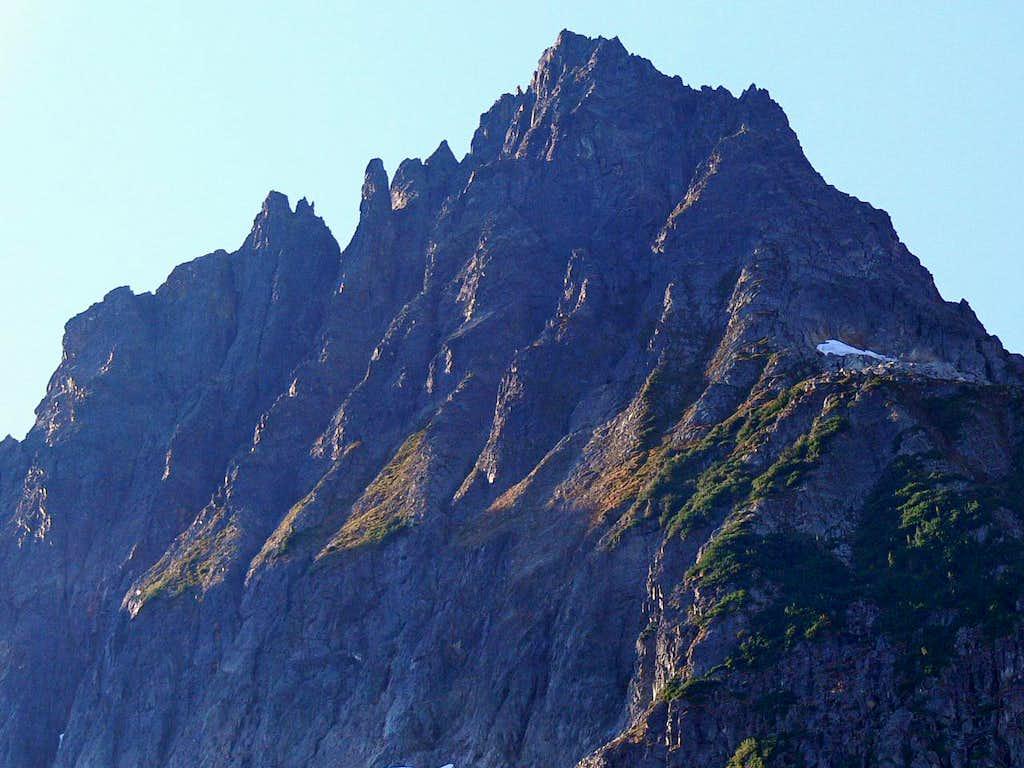 Cascade Peak's North Face
