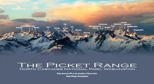Picket Range, Labeled Panorama v2