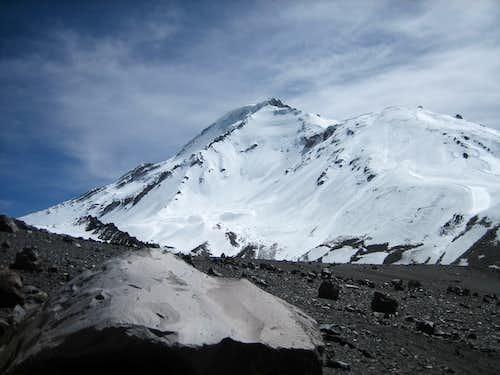 Pomerape SE ridge