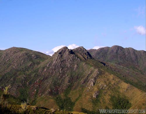 Cabeça de Leão Peak