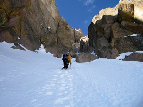 In Notch Couloir