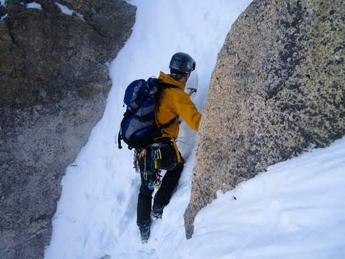 Crux Section