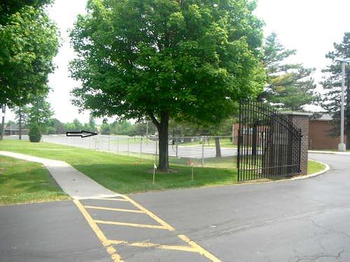 Pedestrian Gate