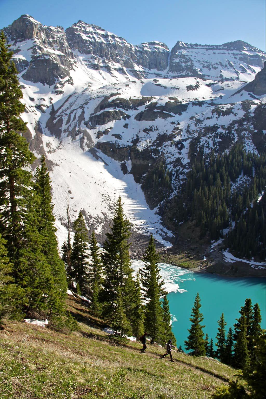 Blue Lake Basin
