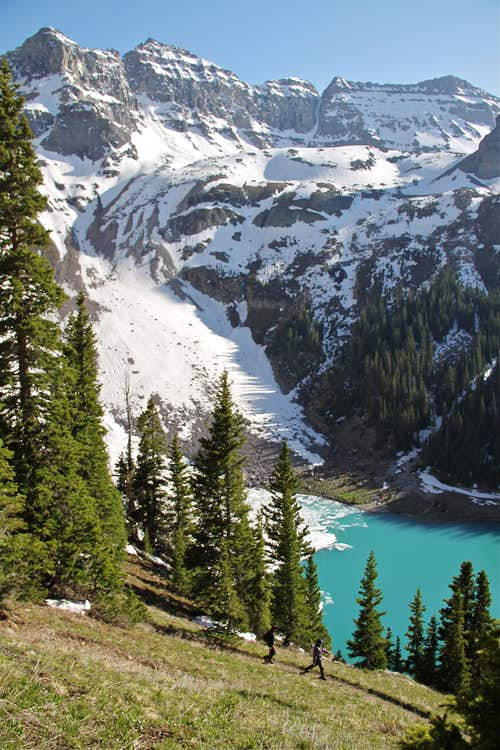Blue Lake Basin