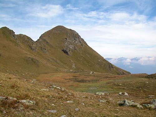 Zenserspitze seen from the...