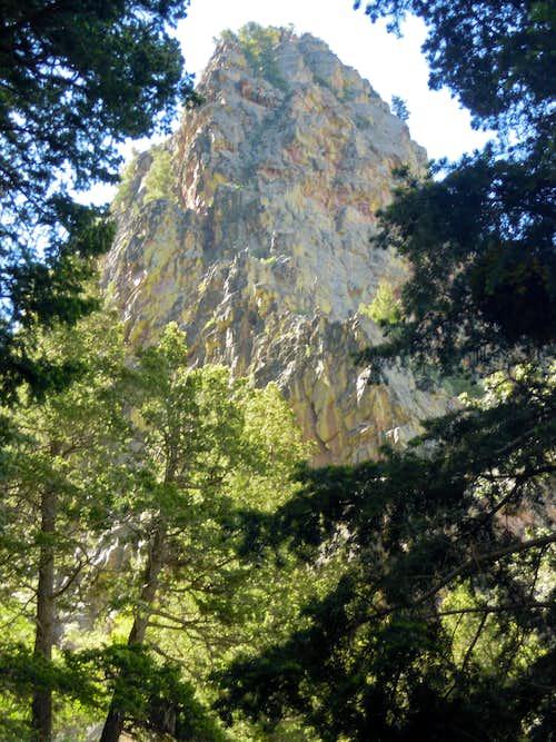 Hail Peak