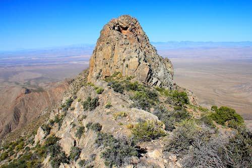Moapa Peak.