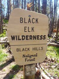 Black Elk Wilderness