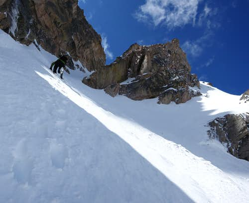 McGown North Couloir