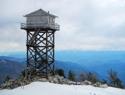 The Lookout Tower