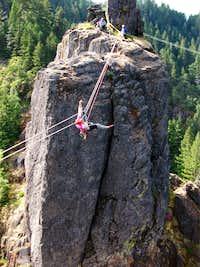 Tyrolean Traverse 2012
