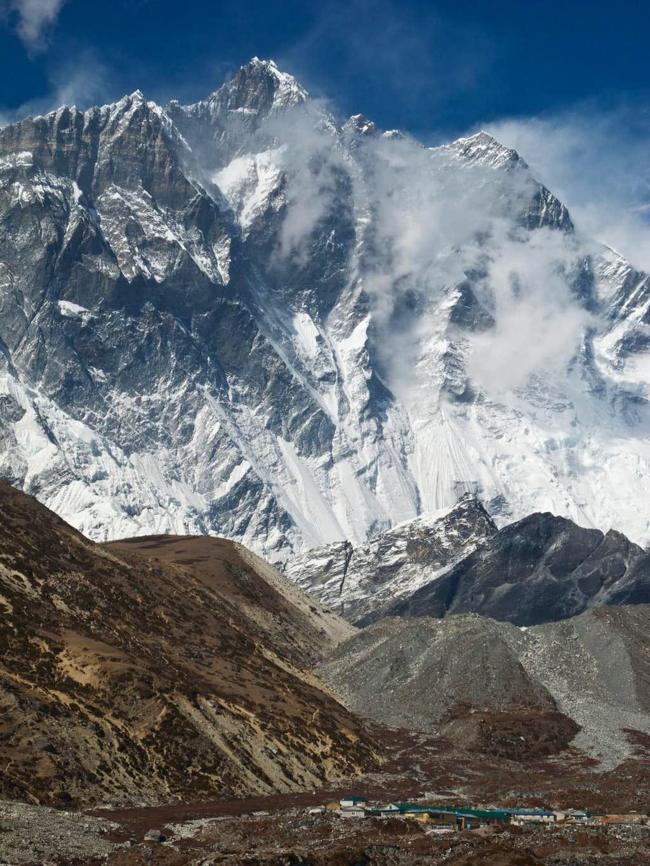 Lhotse South Face