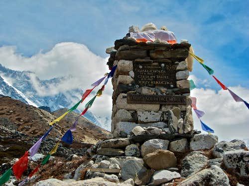 Lhotse South Face Heroes