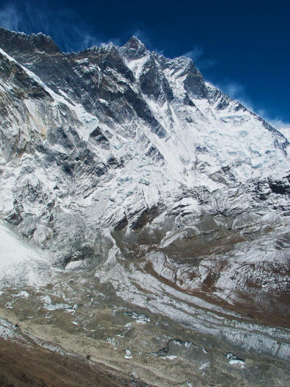 Lhotse From Chhukung Ri