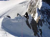 Near Petit Vignemale summit...