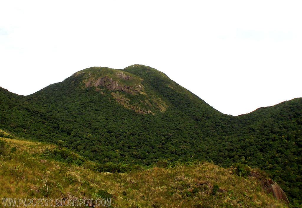 Itapiroca Peak