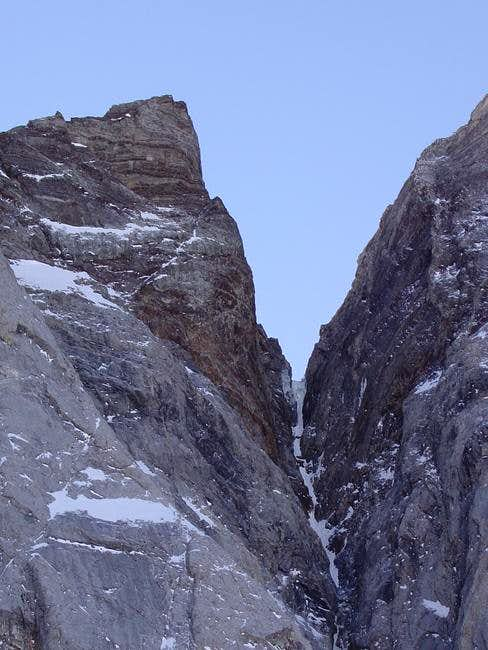 Final part. Icefall on the...