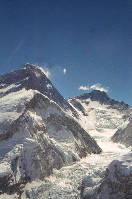 Everest-Lhotse from Pumori