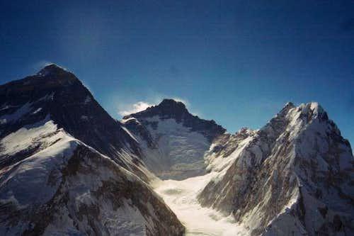 Everest-Lhotse-Nuptse from...
