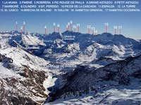 Gavarnie´s summits viewed...
