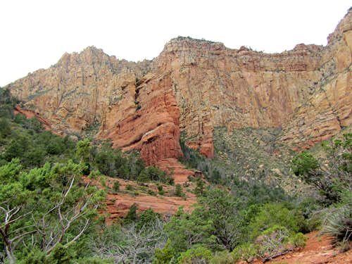 Cibola, Jim Thompson & Wilson Canyon Trails