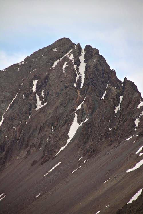 Southeast Couloir