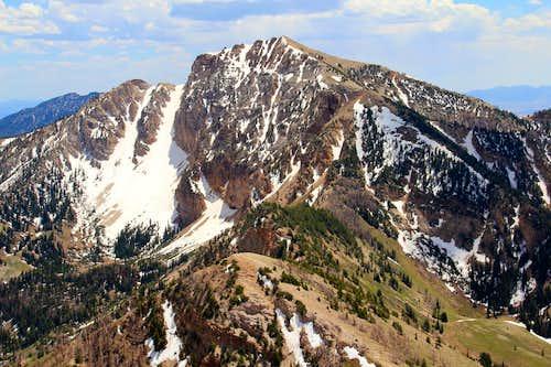 Deseret Peak.