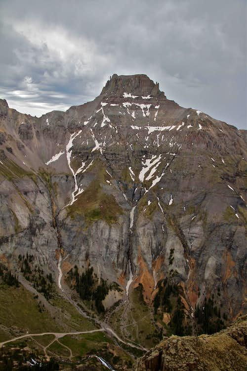 Potosi Peak 13,786 feet