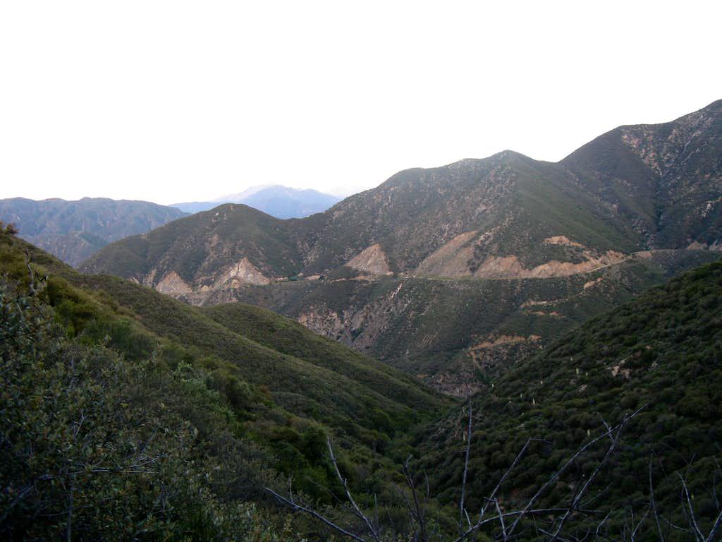 Iron Mt Baldy Traverse 1