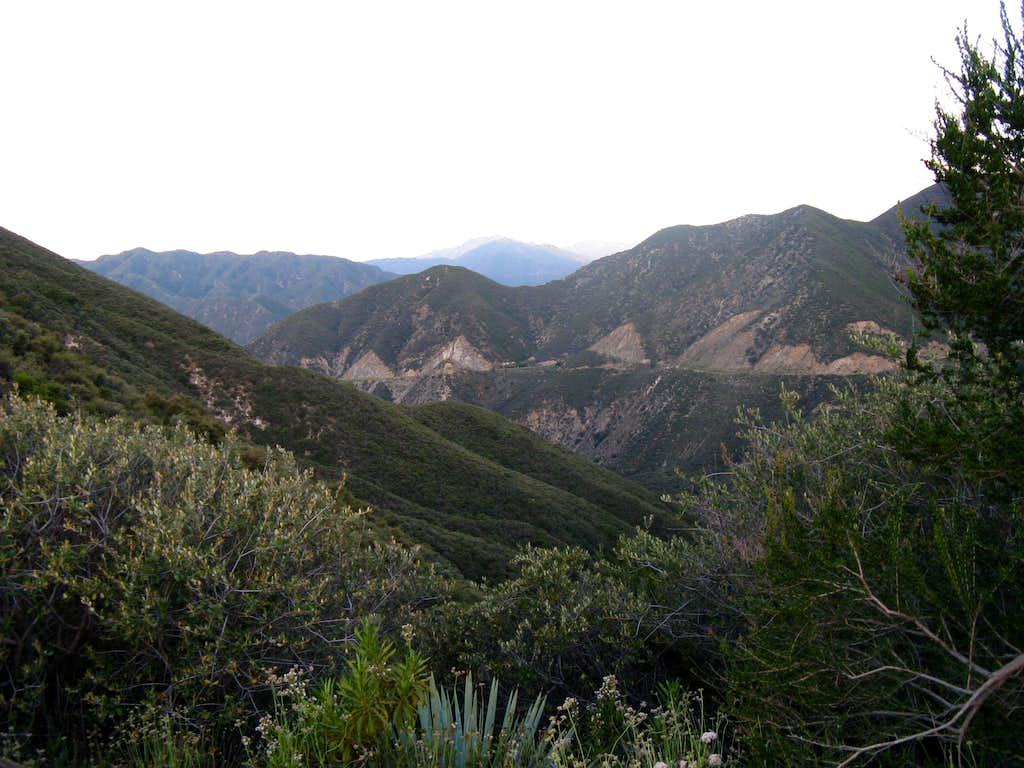 Iron Mt Baldy Traverse 3