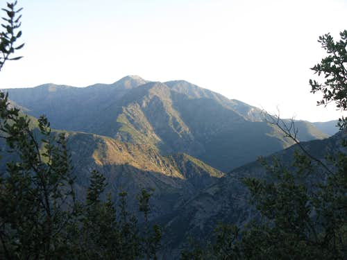 Iron Mt Baldy Traverse 4