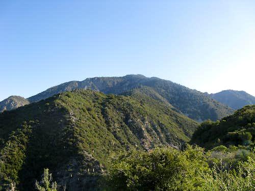 Iron Mt Baldy Traverse 8