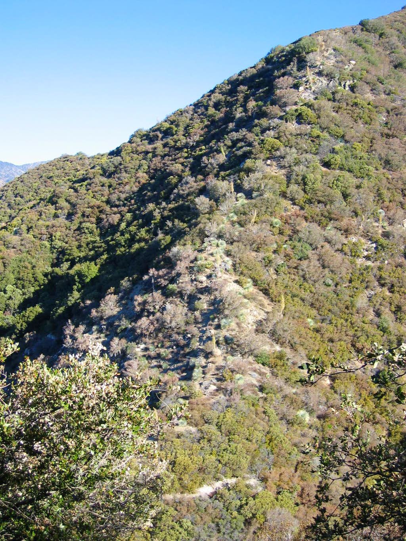 Iron Mt Baldy Traverse 8A