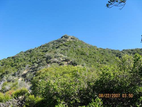 Iron Mt Baldy Traverse 8B