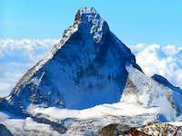 Matterhorn, north face seen...