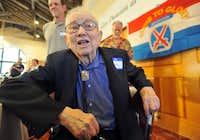 Glen Dawson at 100