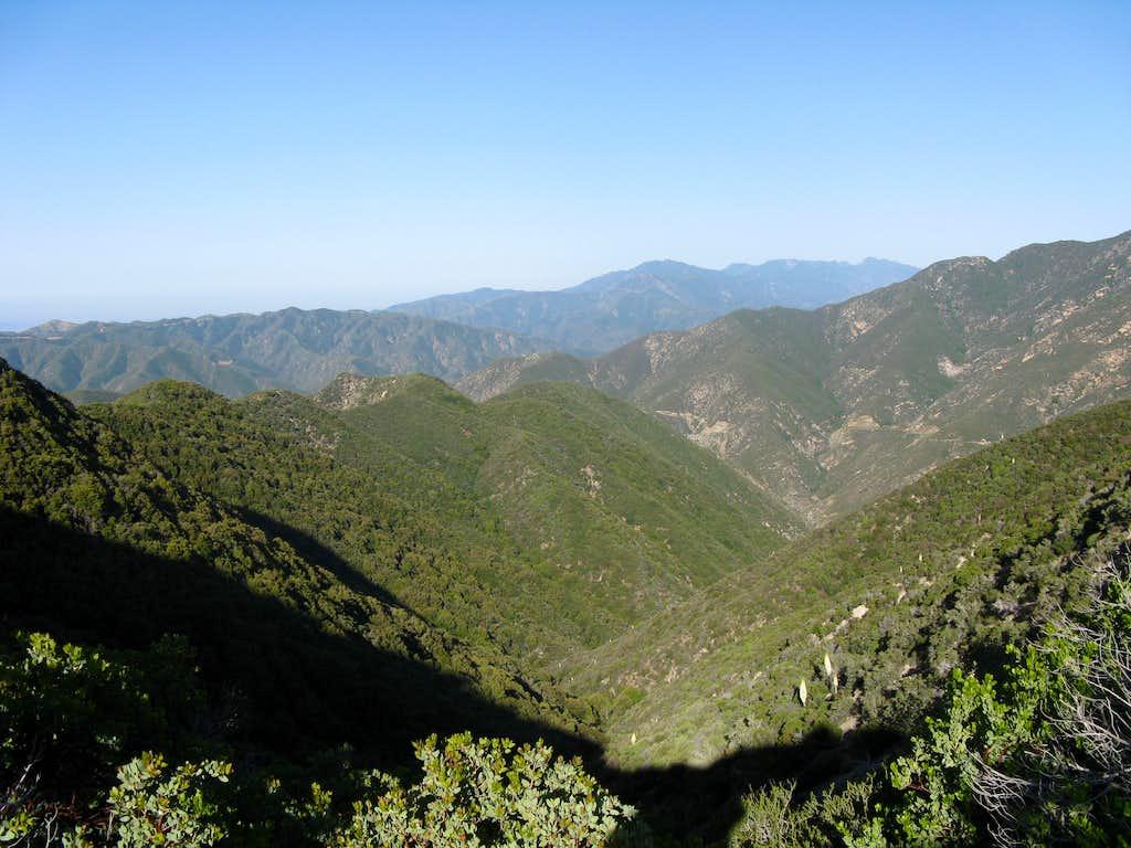 Iron Mt Baldy Traverse 9