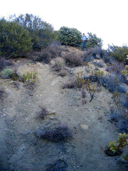 Iron Mt Baldy Traverse 9A