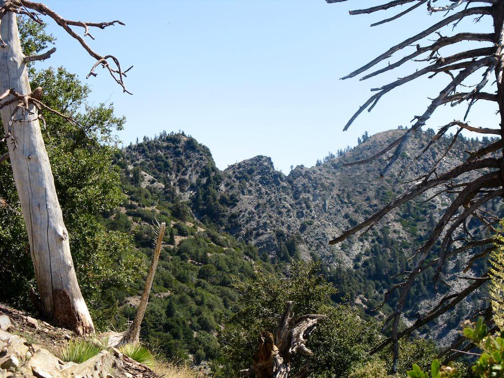 Iron Mt Baldy Traverse 12