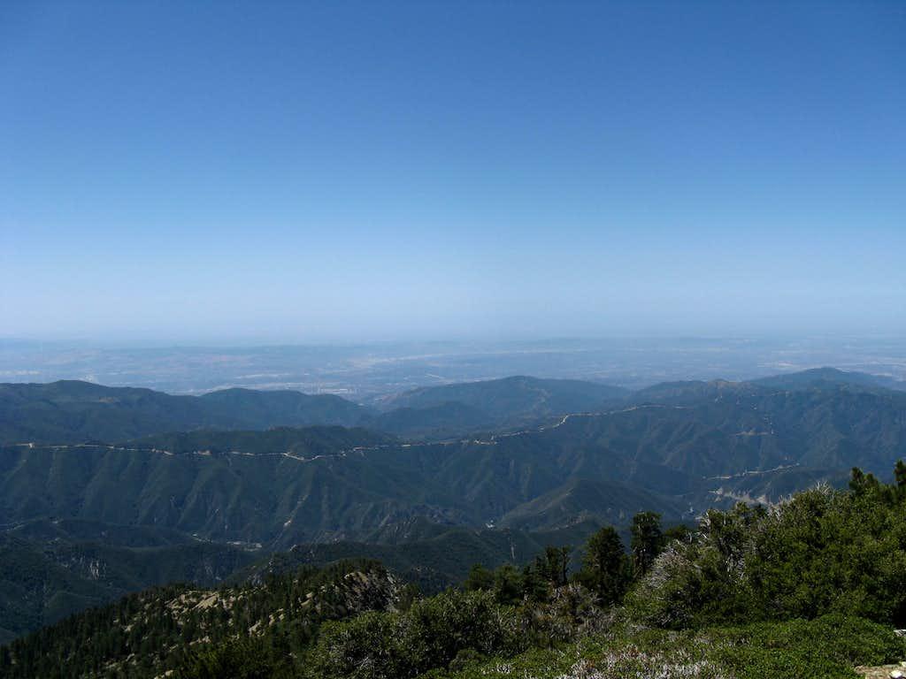Iron Mt Baldy Traverse 15