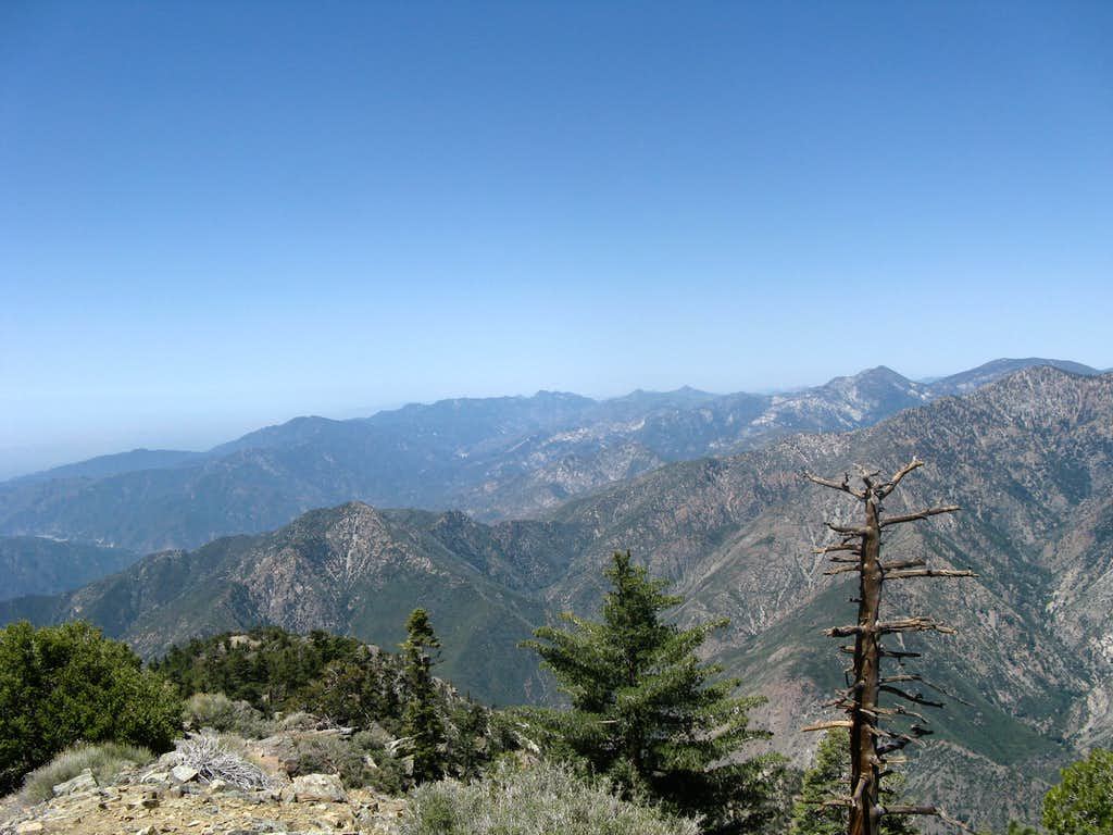 Iron Mt Baldy Traverse 16