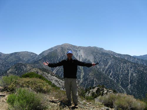 Iron Mt Baldy Traverse 18