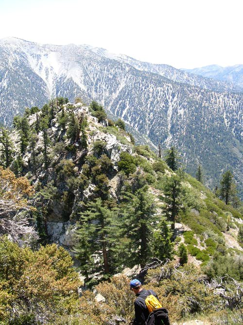 Iron Mt Baldy Traverse 24